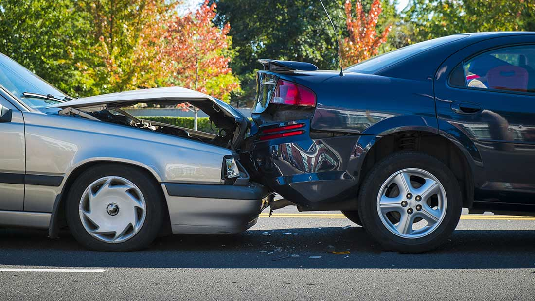 Rear-End Accident Claims & Injury Compensation